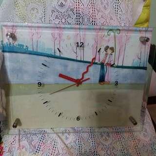 掛牆鐘 Clock
