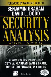 Security Analysis (Ebook)