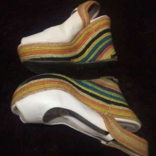 Fladeo Rainbow Wedges