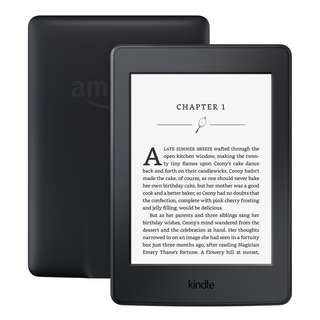 """[IN-STOCK] Kindle Paperwhite E-reader - Black, 6"""" + Free Matte Screen Protector"""