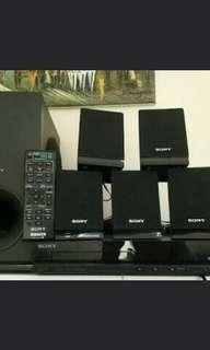 Sony audio home theatre hbd tz140