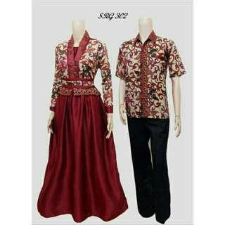 Batik Set Couple