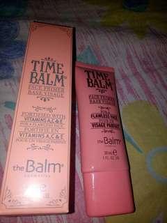 Time balm face prime