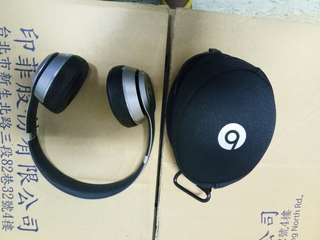 Beats solo 2 wireless bluetooth