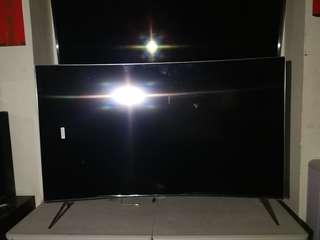 Samsung 55吋 量子點 曲面 4K UA55KS8800 smart tv 電視