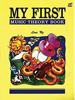 My First/Second/Third theory book