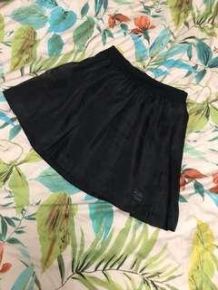 Agnes sport b black mesh skirt 😎