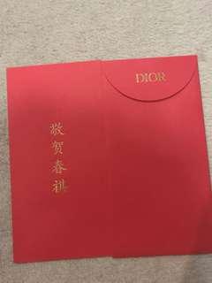 Dior angpow