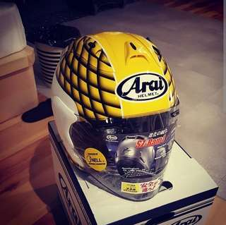 Arai Ram4 Taira Limited Edition