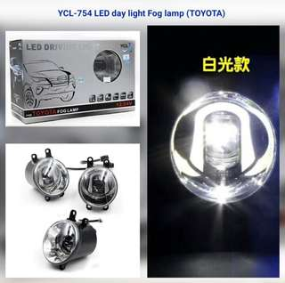 TOYOTA FOG LIGHT (LED)