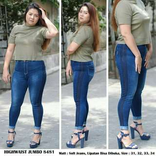 HIGHWAIST JUMBO 8481