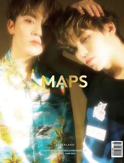 [PREORDER] SEVENTEEN MAPS JUNE EDITION