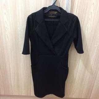 Ensembles Black Dress