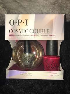 OPI Cosmic Couple