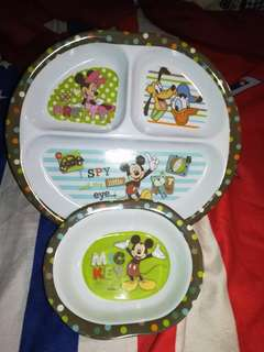 Mikey Mouse Dining set