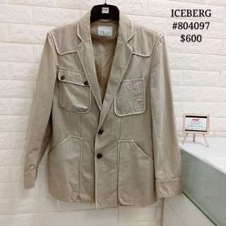 ICEBERG Men jacket
