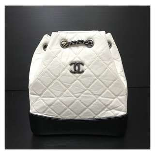Authentic Chanel Small Gabriel Backpack