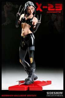 X-23 Sideshow collectable
