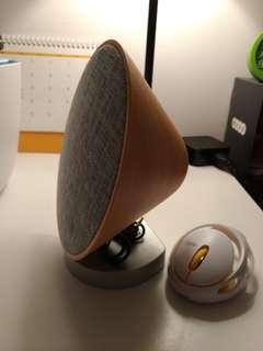 Mini wooden bluetooth speaker #sellmygadget