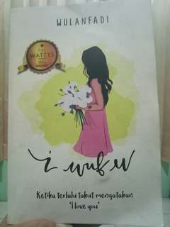 Preloved Novel Murah