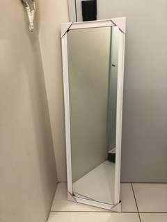 Long dressing mirror