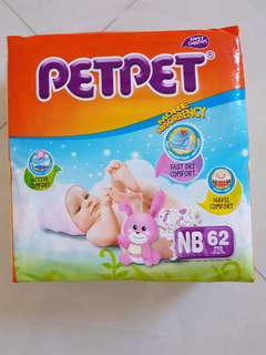 Pet Pet Newborn Diapers