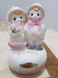 Wedding Love Music Box