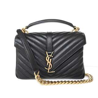 Authentic Saint Laurent College Medium Bag