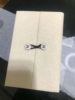 Chanel 記事簿(Beauty會員禮物)