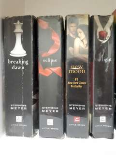 Twilight Series Book