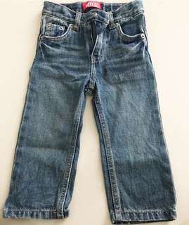(FreePos) LEVIS Boy's Jeans