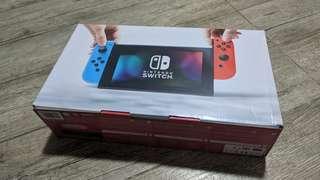 Nintendo Switch with Digital Copy of Mario Kart