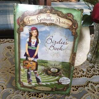 birdie's book book 1 of the fairy god mother academy