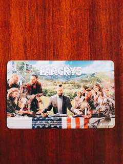 FARCRY 5 Limited Edition EZ-Link Card