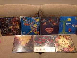 LP FOR SALE (10 inch 7 album)