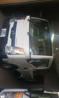 Rental of van/10ft/14ft lorry.