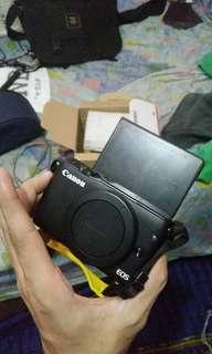 Canon EOS M10 ,garansi datascript