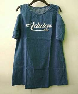 Dress denim adidas