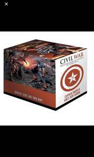 Marvel Civil war collectible box set