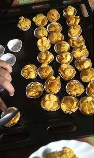 Cornflakes madu