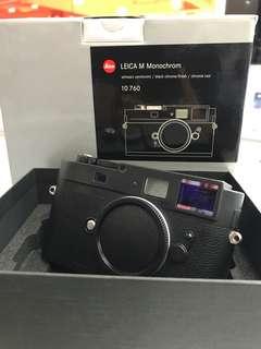 Leica M Monochrom CCD *Sensor Changed*