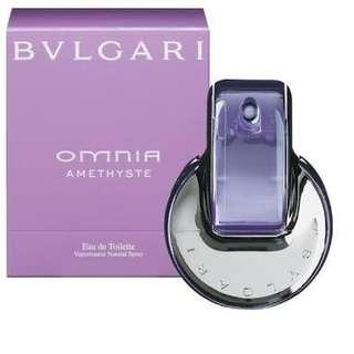 Bvlgari perfume omnia amethyste