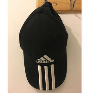Orignial Adidas Adjustable Three-Stripes Cap