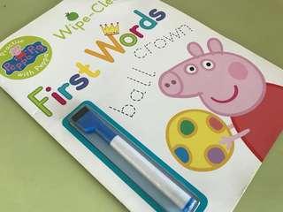 Peppa Pig, Writing Pad