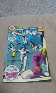 Bronze Age DC Wonder Woman