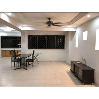 Whole unit for Rent! 5room HDB at Woodlands Blk 613