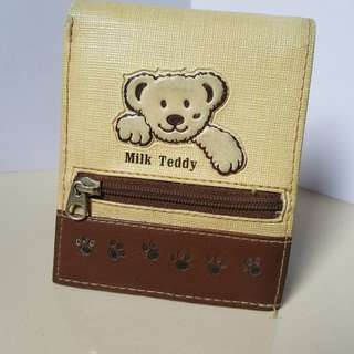 Dompet Teddy Bear