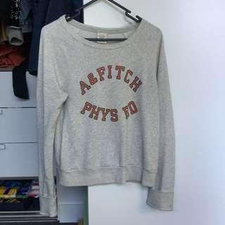 A&F Abercrombie & Fitch jumper