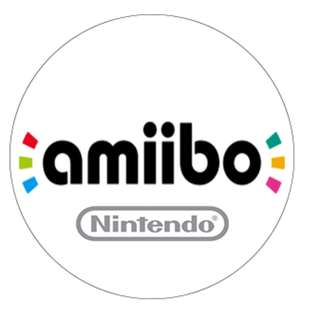 Amiibo Card Coin Sticker