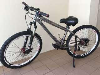 Mountain bike litespeed obed small frame.